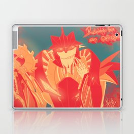 Are you ready for an operation, darling? Laptop & iPad Skin
