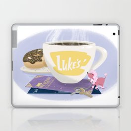 Only With My Oxygen Laptop & iPad Skin