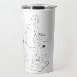 Comfortable? Travel Mug