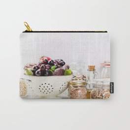 fruits, vegetables, grains, legumes and nuts Carry-All Pouch