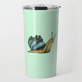 Snail City Travel Mug