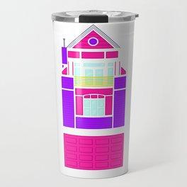 Barbie House Travel Mug