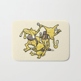 Pokémon - Number 63, 64 & 65 Bath Mat