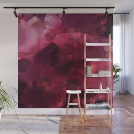 Spilled Wine Wall Mural