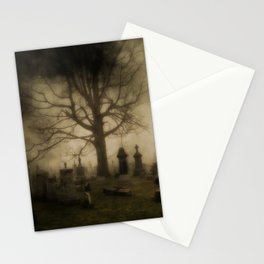 Unsettling Fog Stationery Cards