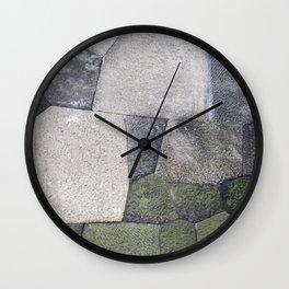 An imperial wall Wall Clock