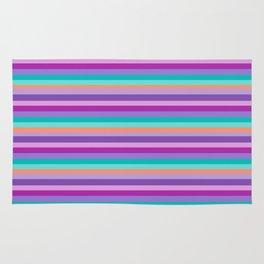 Stripes Colorul Mood Rug