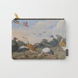 Jan van Kessel , Reiher und Enten, birds Carry-All Pouch