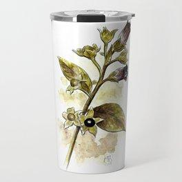 Atropa Belladonna Travel Mug