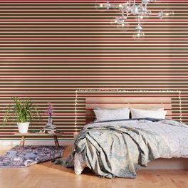 algeria Lebanon Oman flag stripes Wallpaper