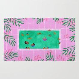 Emerald Pool Rug