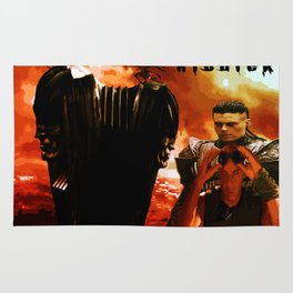 Riddick, Attack on Helion Prime Rug