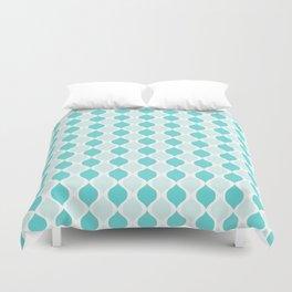 Blue Tiffany Co Duvet Cover