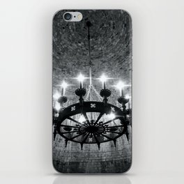 King of My Castle iPhone Skin