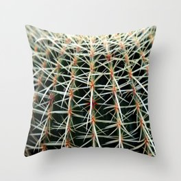 Cose Spinose Throw Pillow