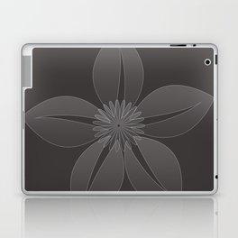 Cute Sheer Jasmin Flower Laptop & iPad Skin