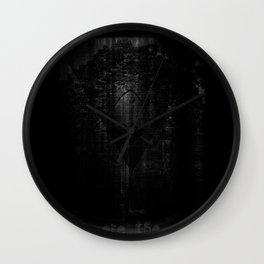 We are the gods Wall Clock