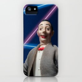 Pee-Wee School Photo iPhone Case