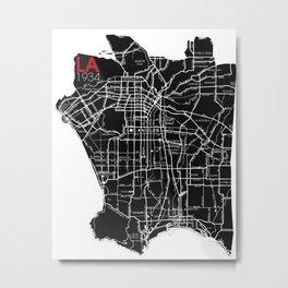 Los Angeles 1934 Metal Print