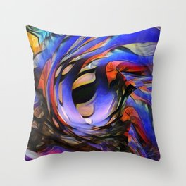 Movements Of A Visionary Throw Pillow