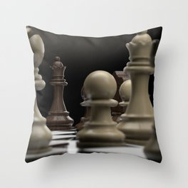 I Dare You To Move Throw Pillow