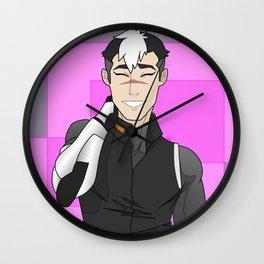 Shiro (Takashi Shirogane) Wall Clock