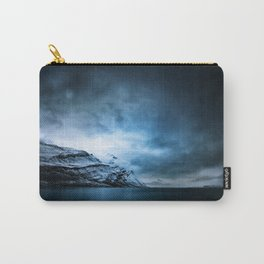 The Arctic - Storm Over Still Water Carry-All Pouch
