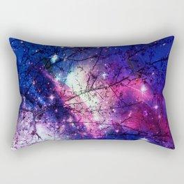 THE SECRET GALAXY Rectangular Pillow
