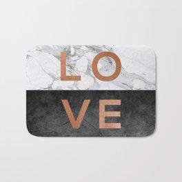 Love Copper Bath Mat