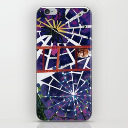 All Ladders Panel 1 iPhone Skin