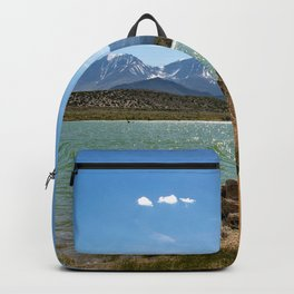 Mono Lake California - II Backpack
