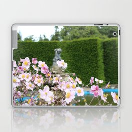 Flowers and Fountains Laptop & iPad Skin