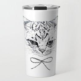 ribbon2 Travel Mug