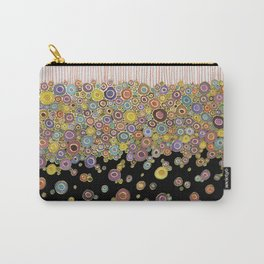 Suspending the Dots Carry-All Pouch