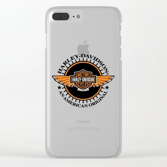 superbike Clear iPhone Case