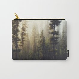 Sunrise Forest Carry-All Pouch