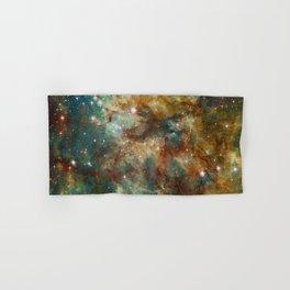 Part of the Tarantula Nebula Hand & Bath Towel