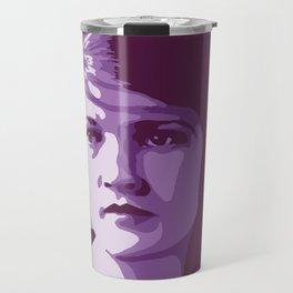 Zelda Fitzgerald Travel Mug