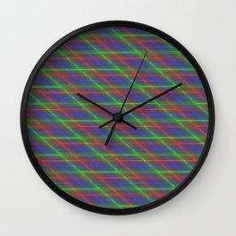 Untitled 14 Wall Clock