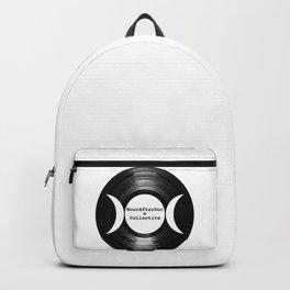 Music Goddess - HourAfterOur Logo Backpack