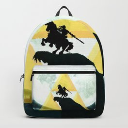 The Horse Of Triforce Backpack