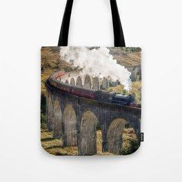 Hogwarts Express,vertical Tote Bag