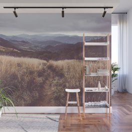 Bieszczady Mountains - Landscape and Nature Photography Wall Mural