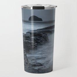 Sunset in Cornwall III Travel Mug