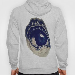 Abstract eye Hoody