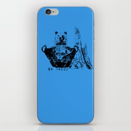 Happy To Bear It With You iPhone Skin