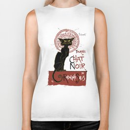 Le Chat Noir Biker Tank