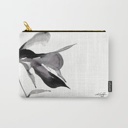 Organic Relections No. 10 by Kathy Morton Stanion Carry-All Pouch