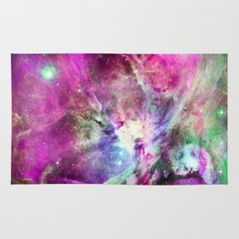NEBULA ORION HEAVENLY CELESTIAL MIRACLE Rug