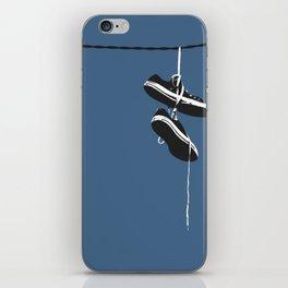 None Chucks iPhone Skin